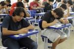 Brasília - Estudantes fazem provas no segundo dia da seleção do Programa de Avaliação Seriada (PAS), que permite o acesso a uma vaga na Universidade de Brasília
