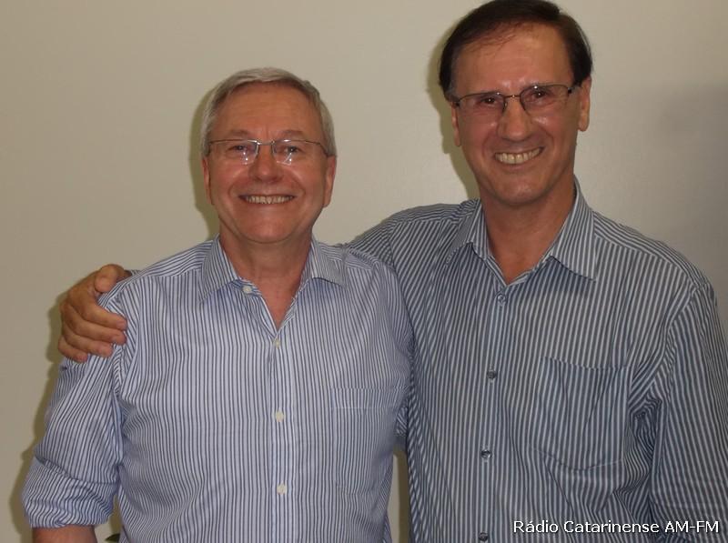 Armindo Haro é o representante do PMDB a Prefeitura de Joaçaba