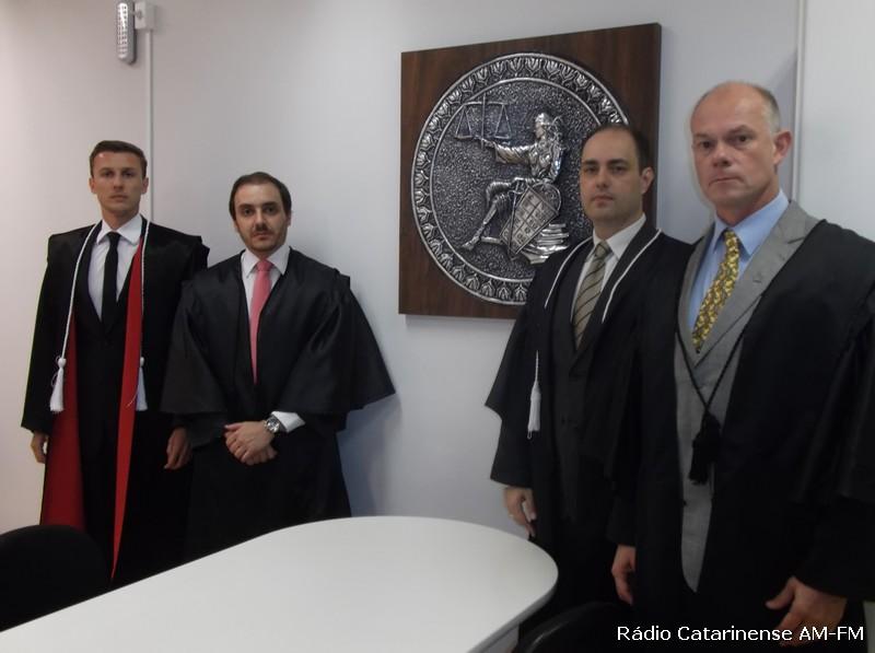Juízes de Joaçaba saem na defesa de Sérgio Moro