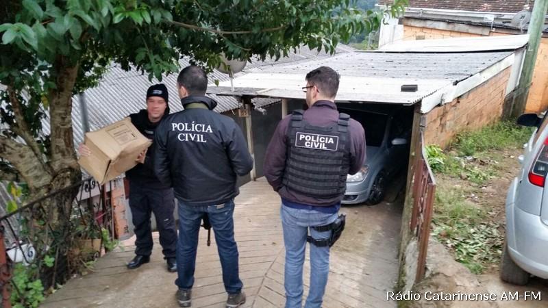 Polícia Civil deflagra operação e recupera mercadorias furtadas por funcionários de transportadora