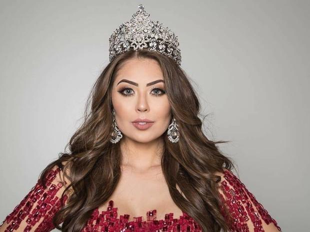 Candidata de Araranguá é eleita Miss Santa Catarina - foto - Arthur Andrade