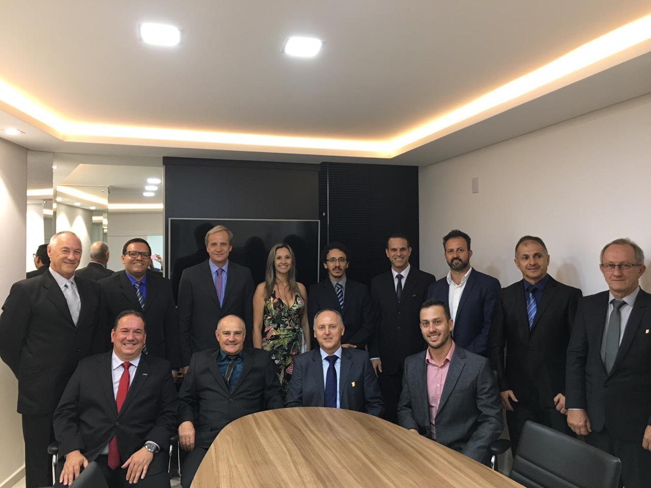 Nova diretoria da CDL Herval d' Oeste toma posse