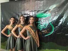 Rainha e princesas da Festa do Chimarrão