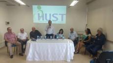 Encontro foi decisivo para a implantação do serviço de Radioterapia em Joaçaba