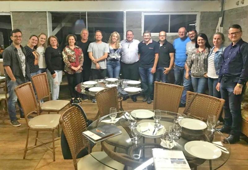 Núcleo de Arquitetura reúne associados em Joaçaba