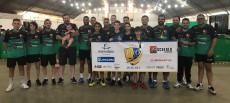 Equipe Pró Tênis de Mesa de Joaçaba na Copa das Federações em Pinhalzinho