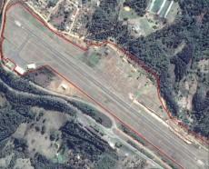 Área marca ideal para ampliação atingiria rua